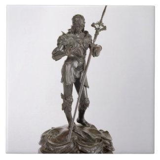 St. George (bronze) Tile
