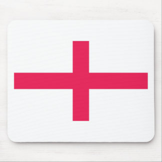 St George Cross Mouse Pad