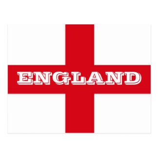 St George England flag Postcard