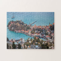St.George Harbour Grenada Caribbean. Jigsaw Puzzle