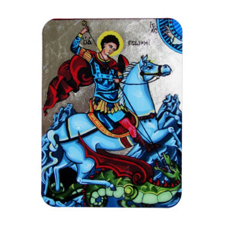 St George Icon Magnet