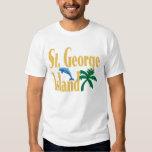 St. George Island Florida Tshirts