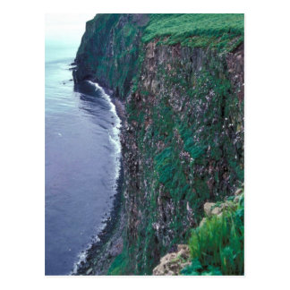 St. George Island, Population plot 39, Pribilof Is Postcard