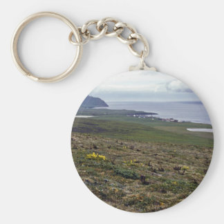 St George Island Pribilofs 1987 Keychain