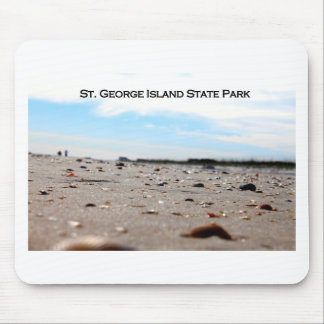 ST. GEORGE ISLAND STATE PARK - FLORIDA MOUSE PAD