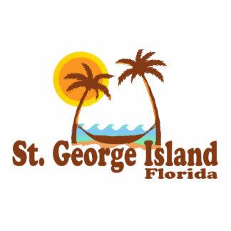 St. George Island. Statuette