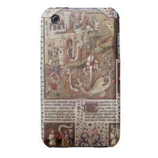 St. George killing Dragons Case-Mate iPhone 3 Case