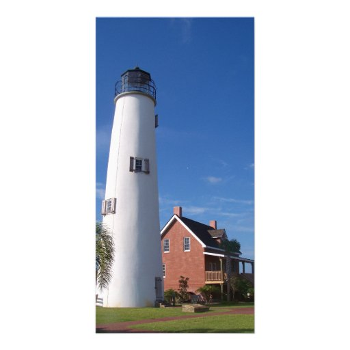 St. George Lighthouse Picture Card