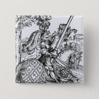 St. George on Horseback, 1507 Button