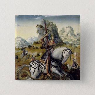 St. George Pinback Button