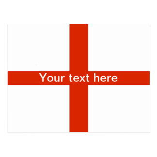 St George Post Card (Personalize your text)