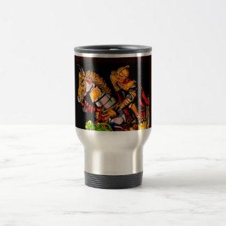 St. George Posterized Travel Mug