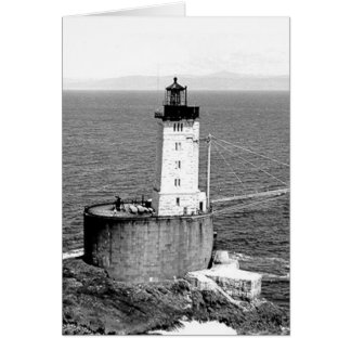 St. George Reef Lighthouse Card