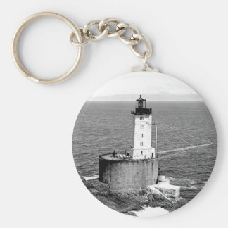 St. George Reef Lighthouse Keychain