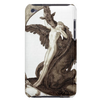 St. George Rescuing a Maiden from a Dragon Barely There iPod Cover