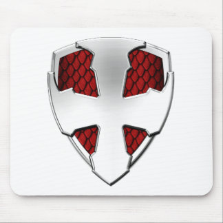 St George Shield Mouse Pad