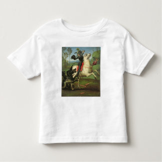 St. George Struggling with the Dragon T-shirt