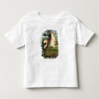 St. George Struggling with the Dragon Toddler T-shirt