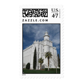 St_George_Temple Postage