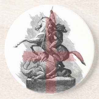 St George v2 Drink Coaster