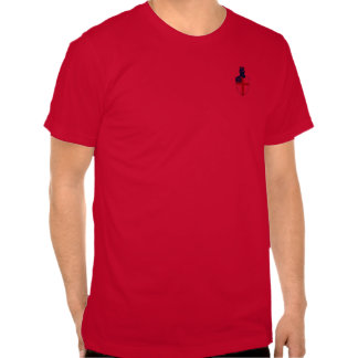St. George's Basic Red T T Shirts