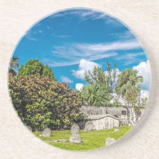 St Georges Cemetery Drink Coaster