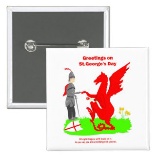 St.George's Day Pins