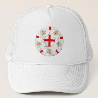 St Georges flag England football cap