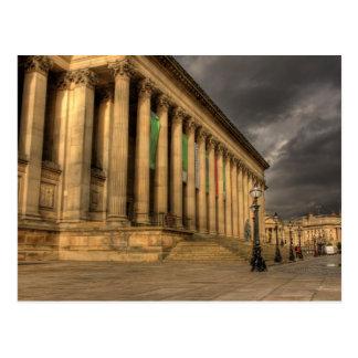 St Georges Hall, Liverpool Postcards