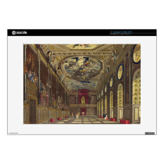 St. George's Hall, Windsor Castle, from 'Royal Res Decal For Laptop