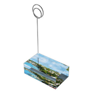 St. George's Harbour, Bermuda Wedding Products Table Card Holders