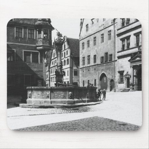 St. Georgs- Brunnen Mouse Pad