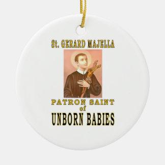ST. GERARD MAJELLA ORNAMENT