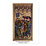 St. Gereon And Companions By Stefan Lochner Post Cards