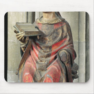 St. Germain  Bishop of Auxerre Mouse Pad