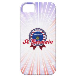 St Germain, WI iPhone 5 Case-Mate Coberturas