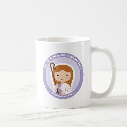 St. Germaine Cousin Coffee Mug