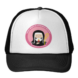 St. Gertrude the Great Trucker Hat