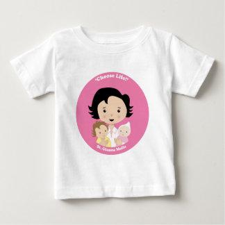 St. Gianna Molla Baby T-Shirt
