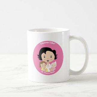 St. Gianna Molla Coffee Mugs