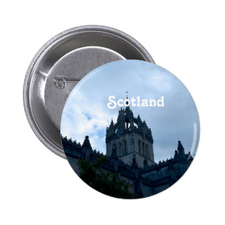 St Giles Cathedral 2 Inch Round Button