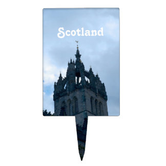 St Giles Cathedral Cake Picks