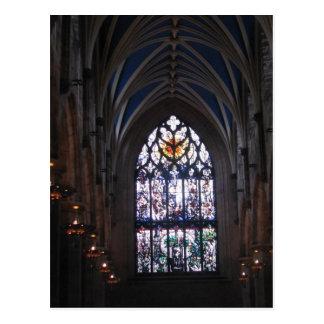 St. Giles Cathedral, Edinburgh, Scotland Postcard