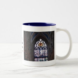 St. Giles Cathedral, Edinburgh, Scotland Two-Tone Coffee Mug