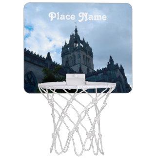 St Giles Cathedral Mini Basketball Backboard