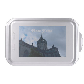 St Giles Cathedral Cake Pan