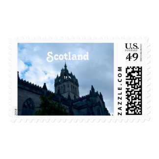 St Giles Cathedral Postage Stamp