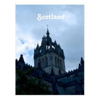 St Giles Cathedral Postcard