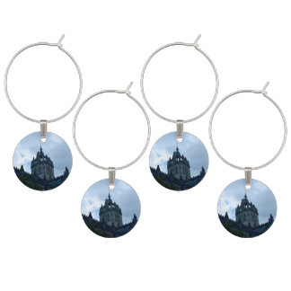 St Giles Cathedral Wine Glass Charms