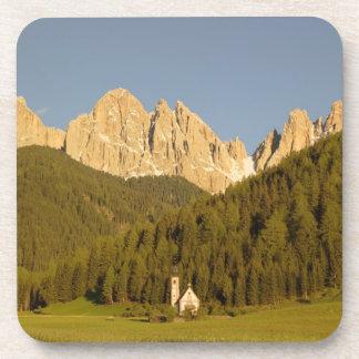 St Giovanni, Val di Funes, Dolomites, Italy Coaster